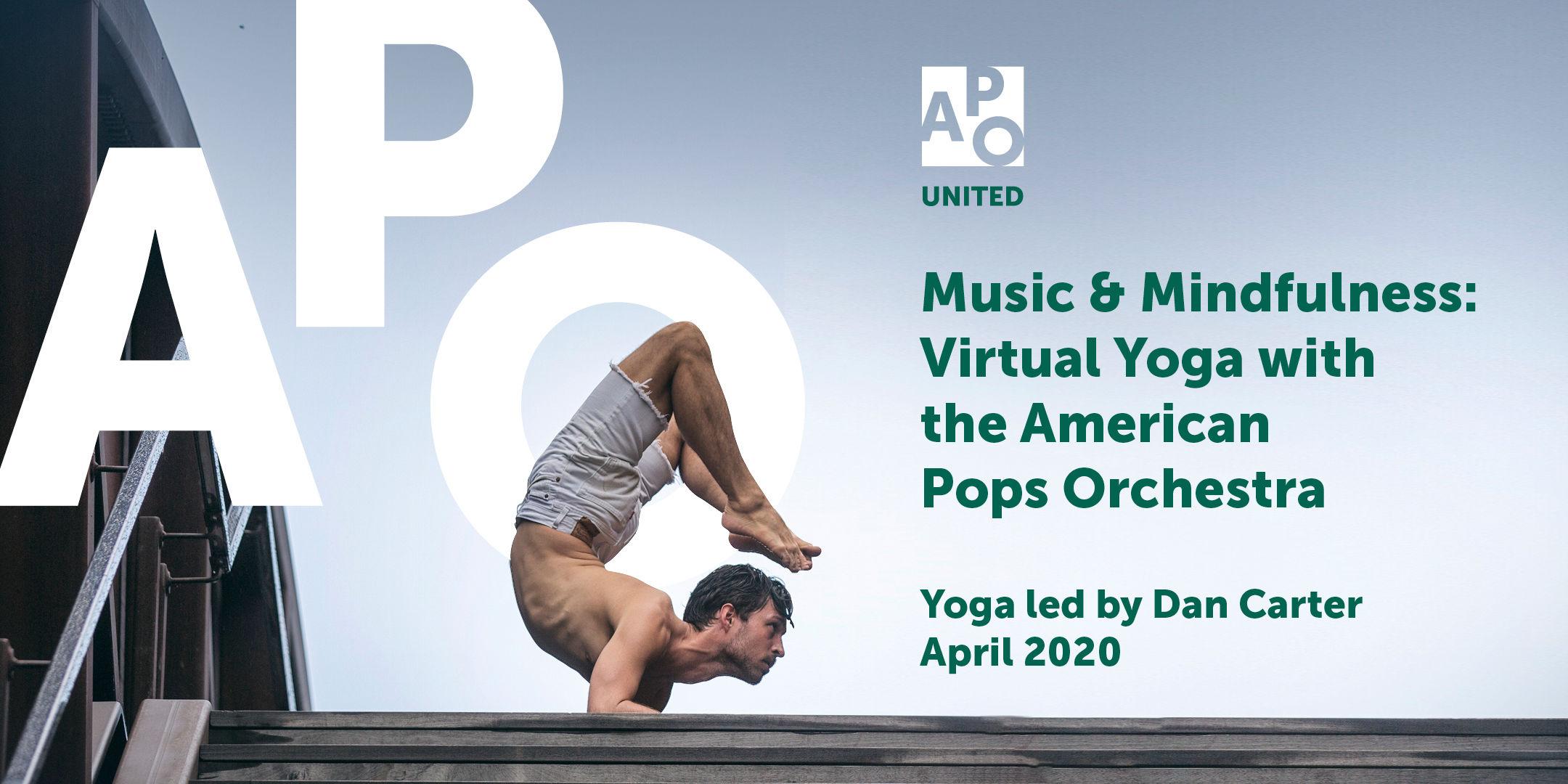 Dan Carter Yoga